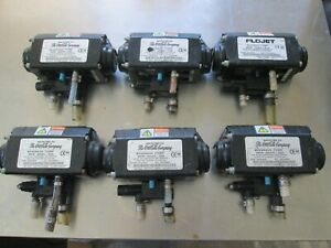 Lot Of 6 Flojet N5000 T5000 Syrup Beverage Pumps Co2 Bib