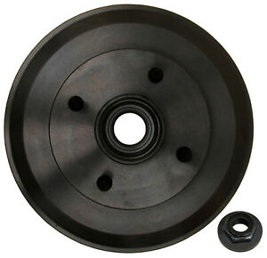 Brake Drum Rear Acdelco Advantage 18b608an Fits 09 11 Ford Focus
