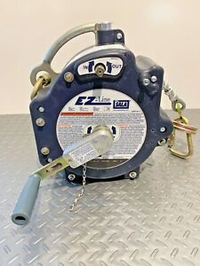 Dbi Sala Ez line Retractable Horizontal Lifeline Wire Cable System 60 P 17