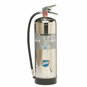 2020 Buckeye Water Fire Extinguisher With Schrader Valve empty