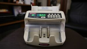 Semacon Table Top Bank Grade Currency Cash Money Counter S 1400 tested