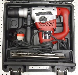 1 9 16 40mm Sds Max Rotary Hammer Drill 2 Functions