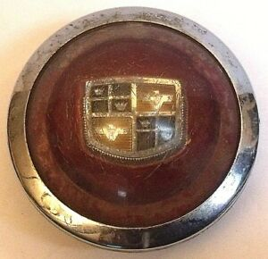 1950 1951 Studebaker Champion Commander Steering Wheel Center Horn Button Cap