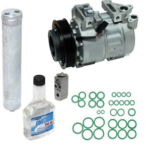 New Ac Compressor Kit Fits Nissan Altima 2 5l 2007 2008 2009 2010 2011 2012