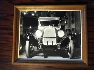 1928 Overland Whippet Model 96 Amh 73 973 8 X 10 Photo Picture