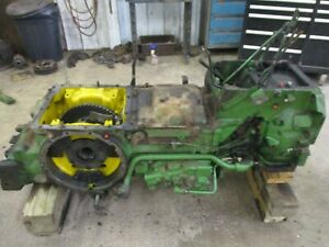 1964 John Deere 3020 Complete Working Power Shift Transmission Antique Tractor