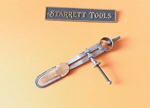 Starrett No 83a Dividers With Flat Legs 3 25 Capacity Made In The Usa