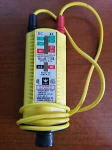 Ideal Industries 61 065 Electrical Continuity Voltage Tester Ac