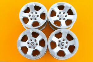 Dodge Ram Truck 1500 2019 2020 Silver 18 Oem Set Of 4 Wheels Rims 2670 138