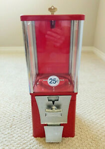 Eagle 25 cent Bulk Vending Machine Gumball Candy 1 Toy 1 Wheel lid 2 Yrs Old