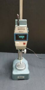 Mitutoyo Digimatic Digital Indicator 543 225 1 Inspection Stand Machinist