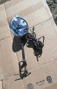Vintage Gm Unity Spotlight 6 Volt Lamp Light Chevy Dodge Ford Buick