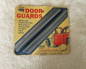 Nos Door Guard Accessory Vintage Edge Protector Man Cave Store Display