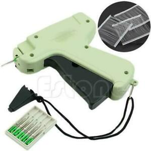 Regular Clothing Price Lable Tagging Tag Tagger Gun With 1000 3 Barbs 5 Needle