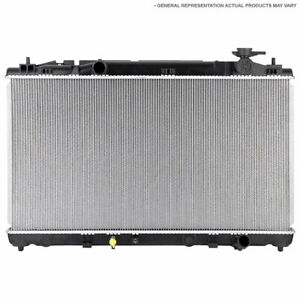 New Radiator For Chevy Cobalt Saturn Ion 2 0l