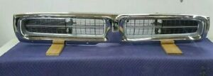 Restored 1971 72 73 74 Dodge Charger Front Bumper Concealed Hideaway Headlights