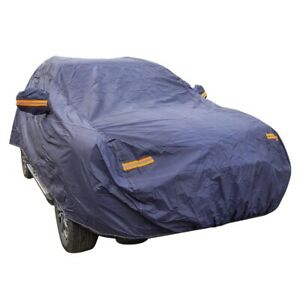 Performance Outdoor Full Car Cover Heat Rain Sun Uv Resistant For Ford Mustang