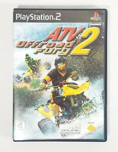 Atv Offroad Fury 2 Playstation 2 Atv 2 Sony Game ATV 2 Offroad Fury PS2