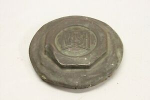 Original 1920 S Nash Wire Wheel Center Cap Grease Dust Cover Hubcap Oem