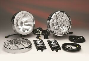 Sale Kc 70w Hid Rally 800 8 Ss Off Road Spread Beam Light System Kc 862