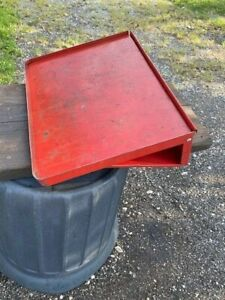 Vintage Mac Toolbox Tool Box Cabinet Chest Side Shelf 1970s