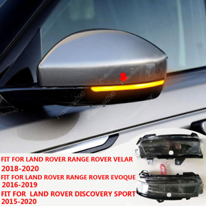 Led Rear View Mirror Turn Signal Light For Land Rover Range Rover Velar 2018 20