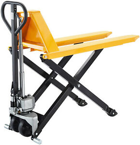 Sovans Pallet Jack Lift 2200lbs Capacity 45 lx27 w Fork 3 3 Lowered 31 5
