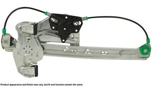 Window Regulator Lift Regulator Rear Left Cardone Fits 04 05 Cadillac Deville