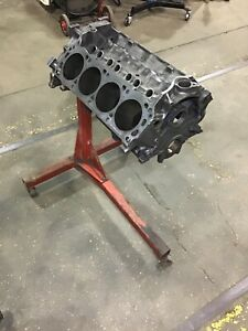 1983 Ford 302 5 0l Bare Engine Block E0ae D3c Stock Bore We Ship