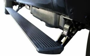 Amp Research Powerstep Electric Running Boards For 11 14 Gmc Sierra 2500 3500
