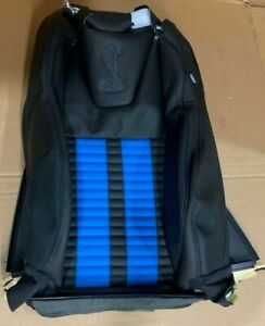 Nos 2012 2013 Ford Mustang Recaro Front Left Seat Back Cover Cr3z6364417cd Ford