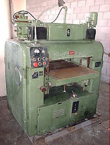 Stanko Hvy duty Wood Planer 24 With Built in Blade Sharpener Great Condition