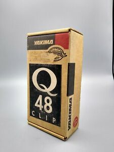 Yakima Q48 Clips Part 00648 Pair Of Clips For Q Tower System Brand New