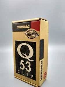Yakima Q53 Clips With Pads Vinyl Pads Part 0653 For Q Towers Brand New