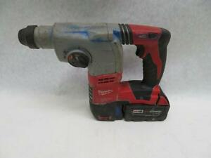 Milwaukee 2605 20 M18 7 8 Sds Plus Rotary Hammer With Battery
