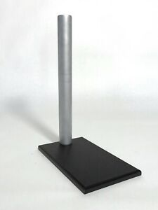 Microscope Cast Iron Boom Stand Base With Pillar Newport 40