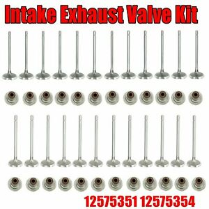 Intake Exhaust Valve Kit For Buick Allure Enclave Lacrosse 3 6l Dohc 2004 2011