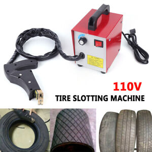 Tires Grooving Tool Truck Tire Groover Atv Motorcycle Karting Tires Groover 110v