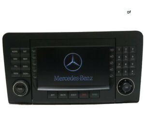 2007 Mercedes Gl320 Gl450 Ml350 Factory Stereo Radio Receiver A1648201679 Oem