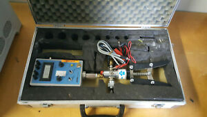 Jofra Low Pressure Calibrator Hand Held Test Pump In Case