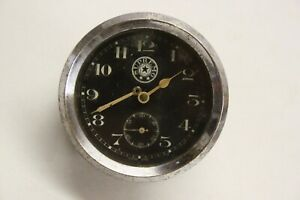 Original 1930 S Supremo Car Truck Interior Dash Glove Box Clock Chevy Ford Mopar