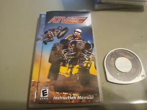 ATV Offroad Fury: Pro (Sony PSP  2006) Complete