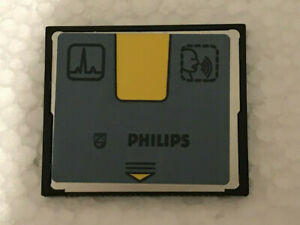2 Philips M3854a Memory Cards For Fr Fr2 Fr2 Laderal Aeds Philips Data Card