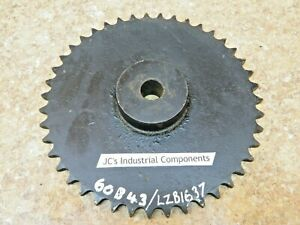 Sprocket 60 Pitch 43 Tooth 1 Bore 60b43