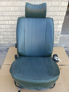 1973 Mercedes R107 450sl Early Seat Left Cushion Driver Rare Cypress Green
