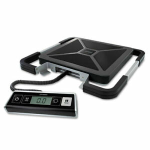 Dymo By Pelouze S250 Portable Digital Usb Shipping Scale 250 Lb Capacity