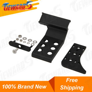 Dead Foot Rest Pedal Fit For 2018 2019 2020 Jeep Wrangler Jl Left Side Pair New