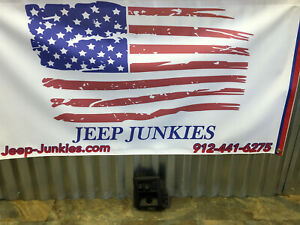 Jeep Tj Wrangler Center Dash Switch Panel Hardtop Defrost And Wiper 97 02