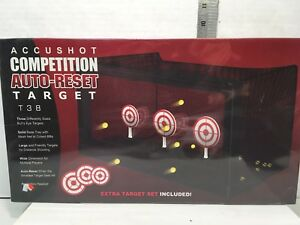 ACCUSHOT COMPETITION AUTO RESET TARGET T38 NIB Toy Game $30.00