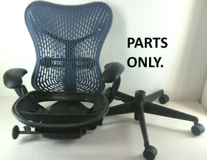 Herman Miller Mirra Office Desk Chair Parts Read First Pick Your Part